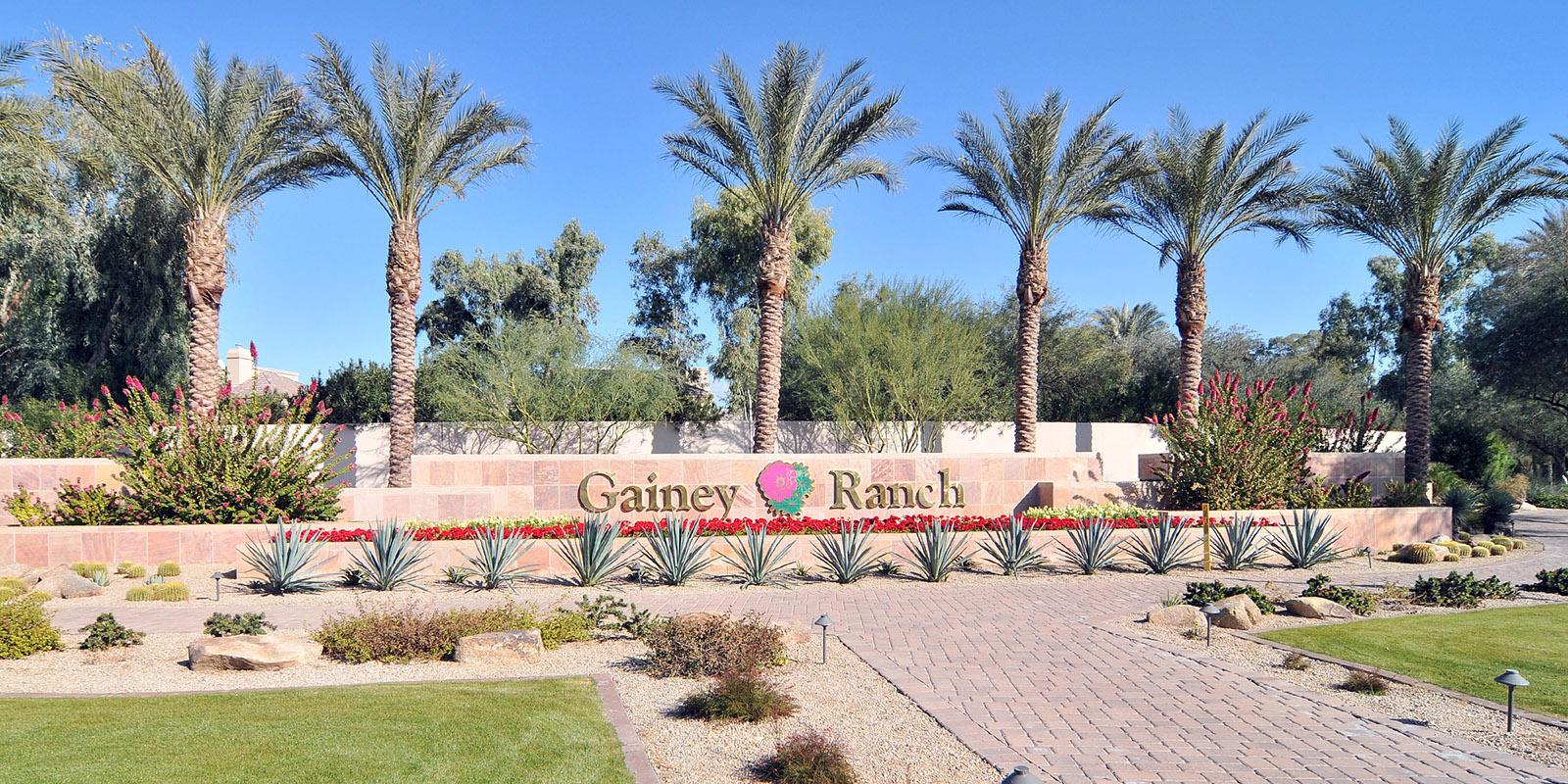 Gainey Ranch Golf Community Scottsdale
