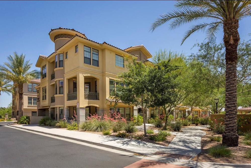 Artesia Condo Community Scottsdale