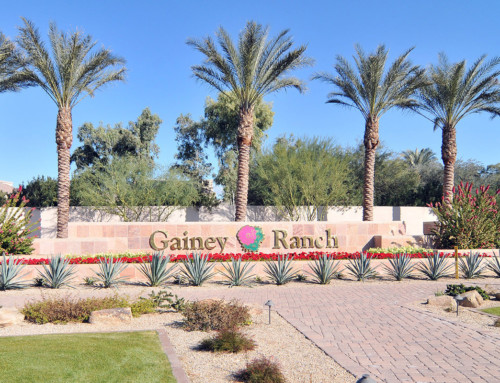 Gainey Ranch has a prime location in the heart of Scottsdale
